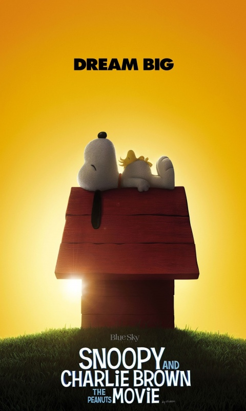The Peanuts Movie 2015