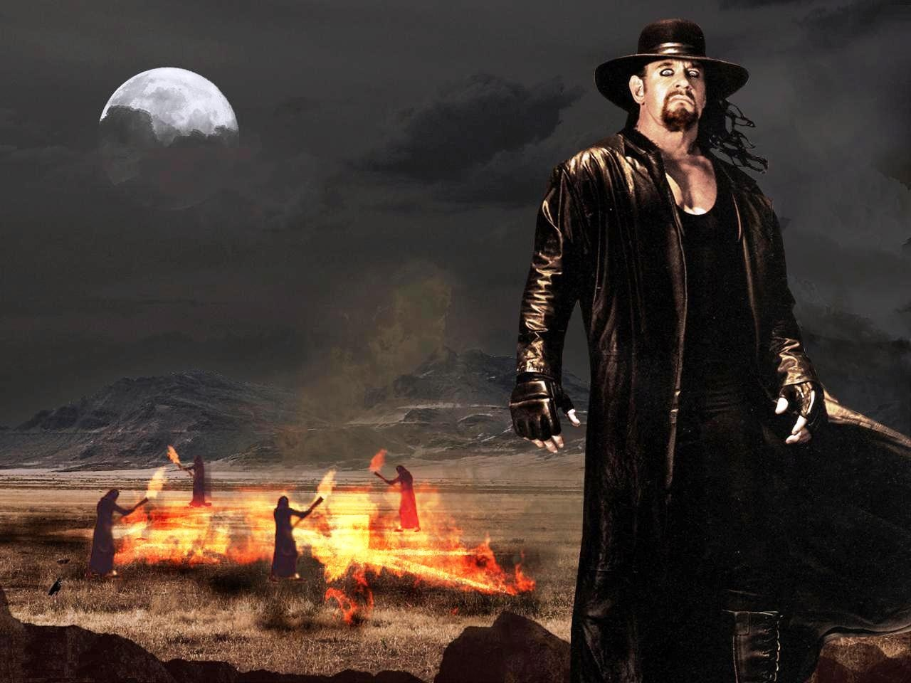 The Undertaker Dark Night