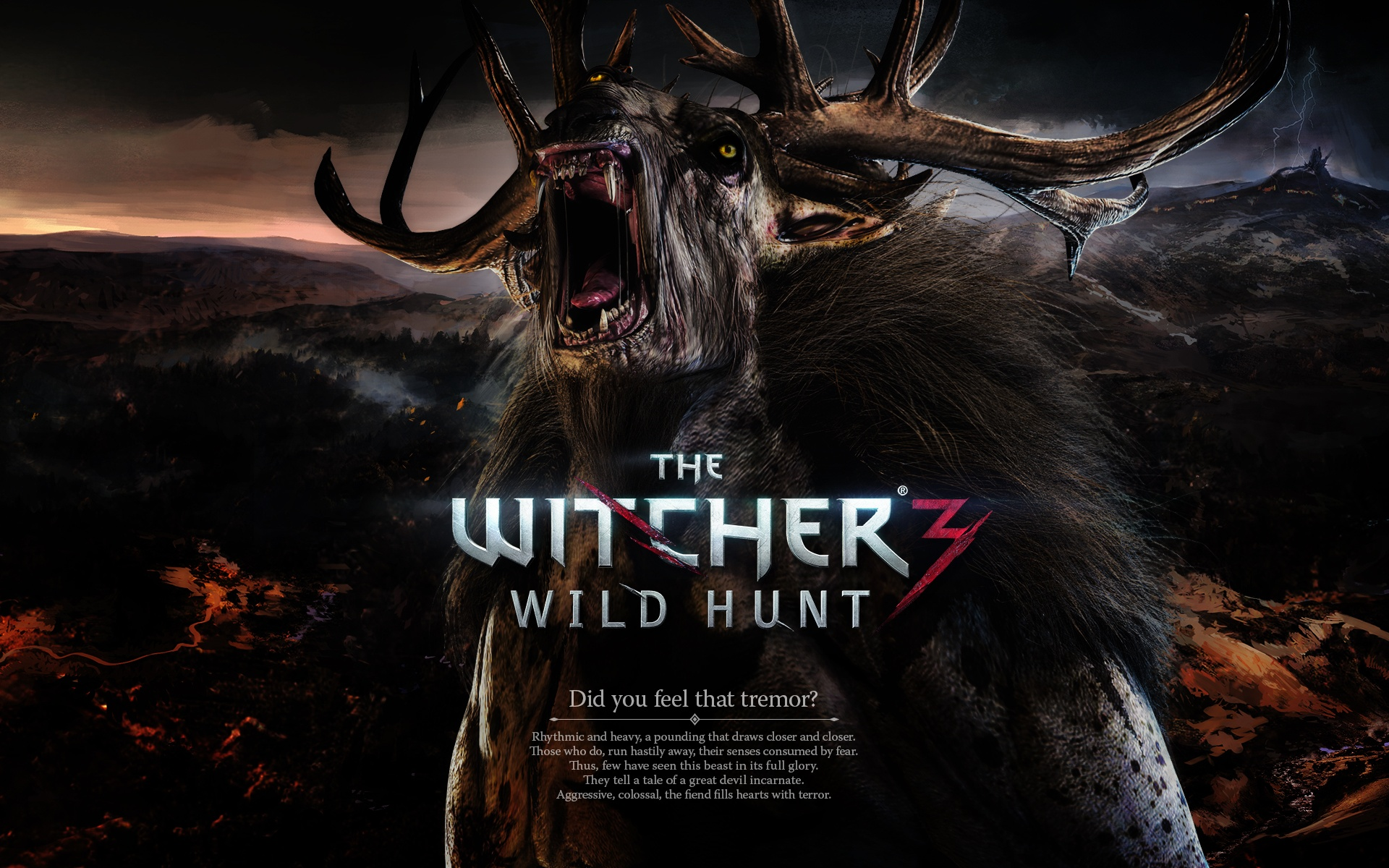 The Witcher 3: Killing Monsters