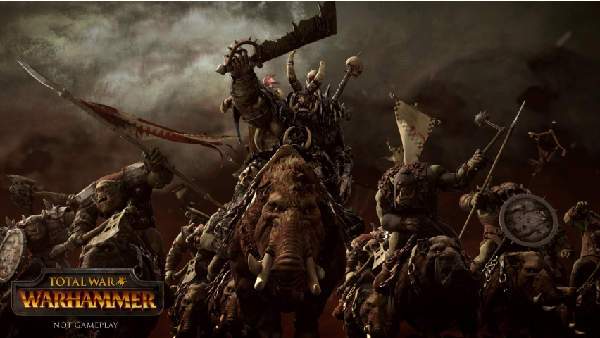 Total War Warhammer 2016
