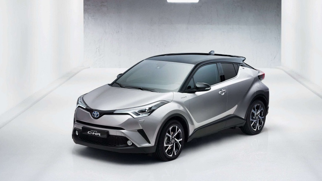 2017 toyota c-hr wallpapers