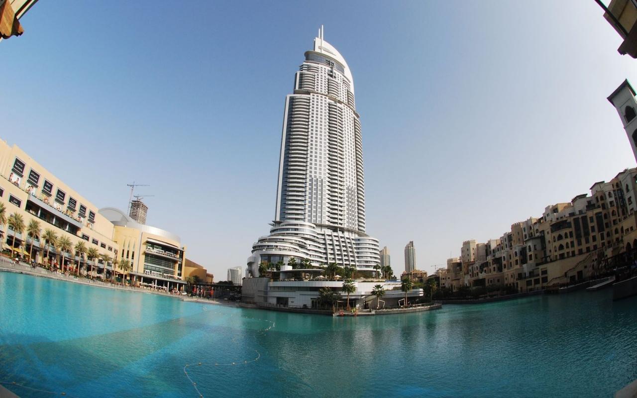 UAE Building Dubai | 1280 x 800 | Download | Close