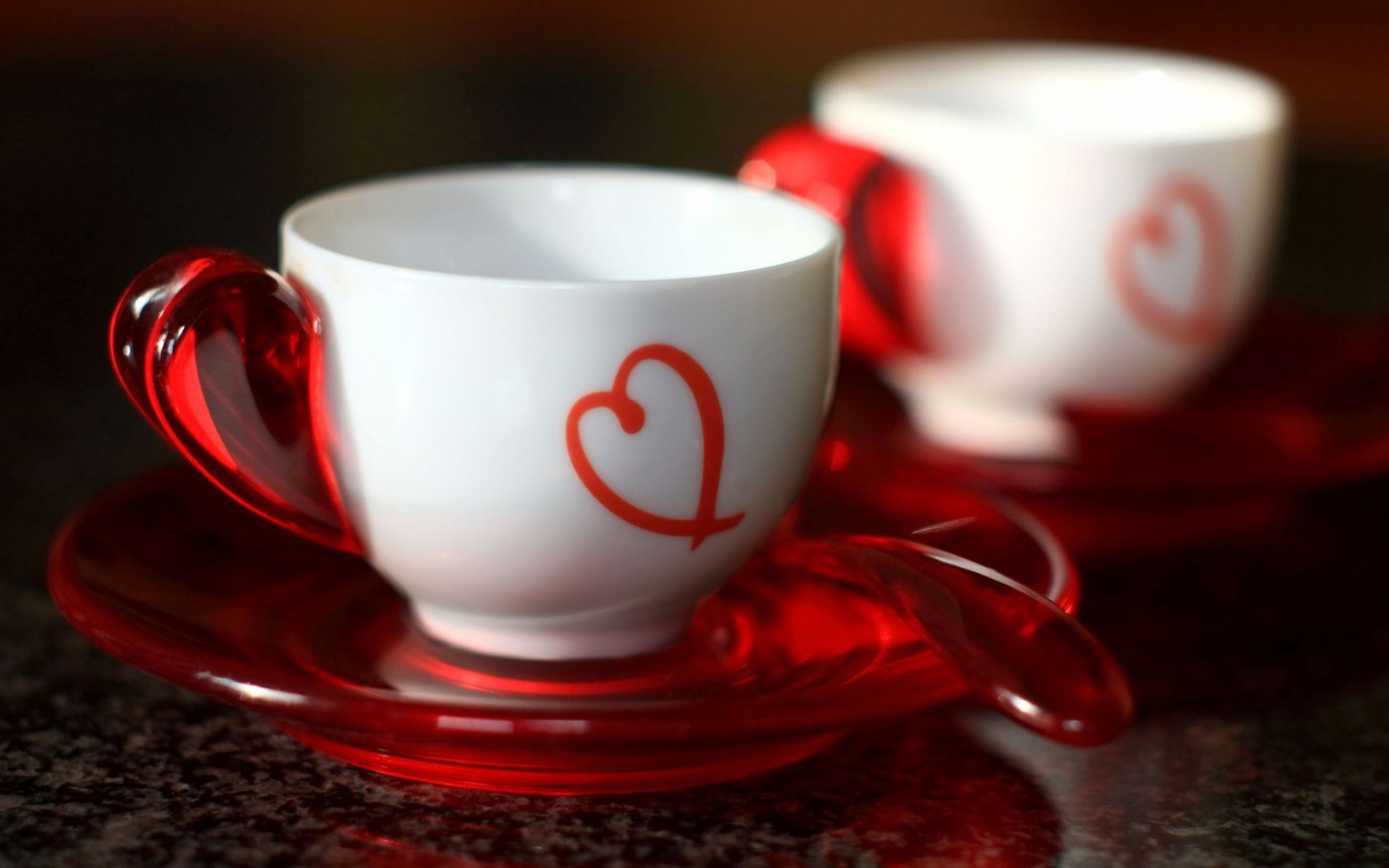 Valentine's Day Tea Cup