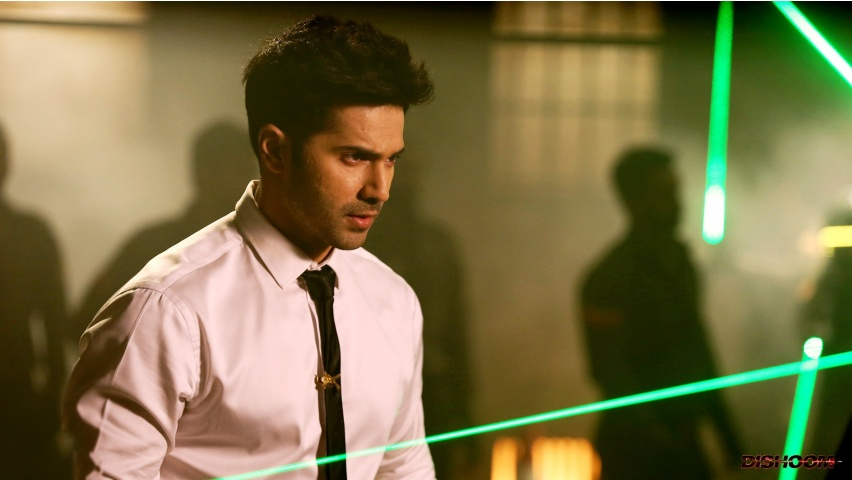 Varun Dhawan As Junaid Ansari Dishoom Wallpapers