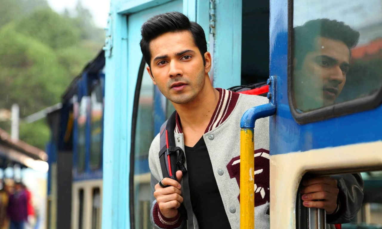 Varun Dhawan Main Tera Hero Movie