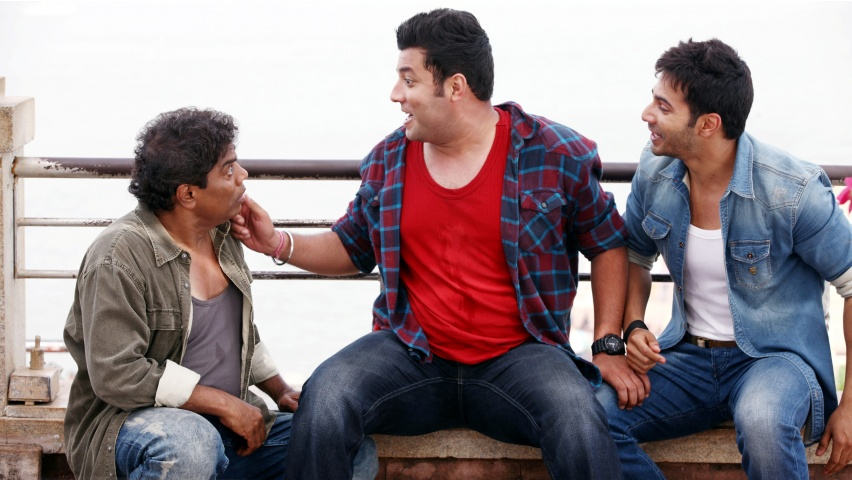 Varun Sharma Johnny Lever Varun Dilwale Wallpapers