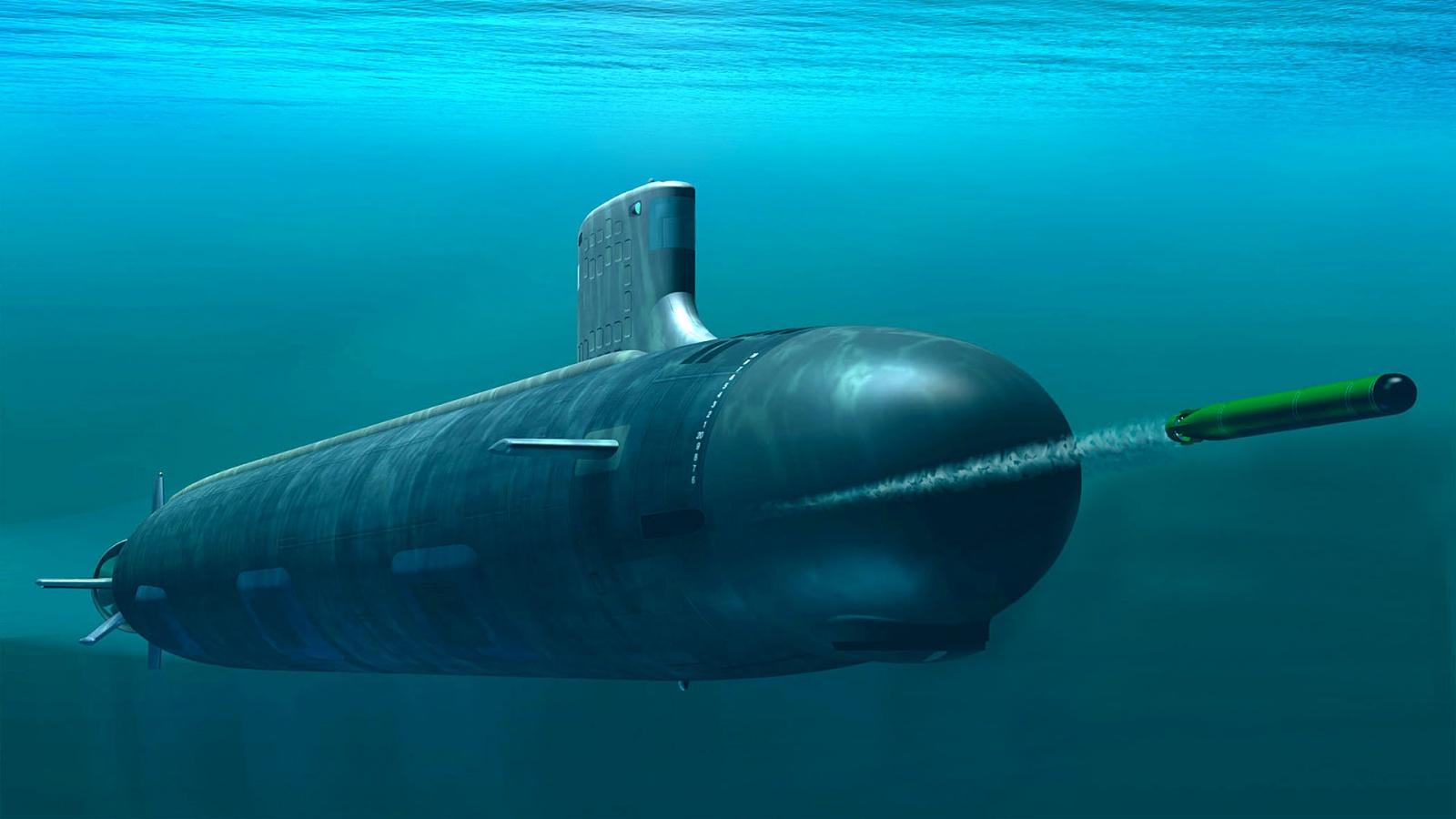 подводные лодки всех типов фото