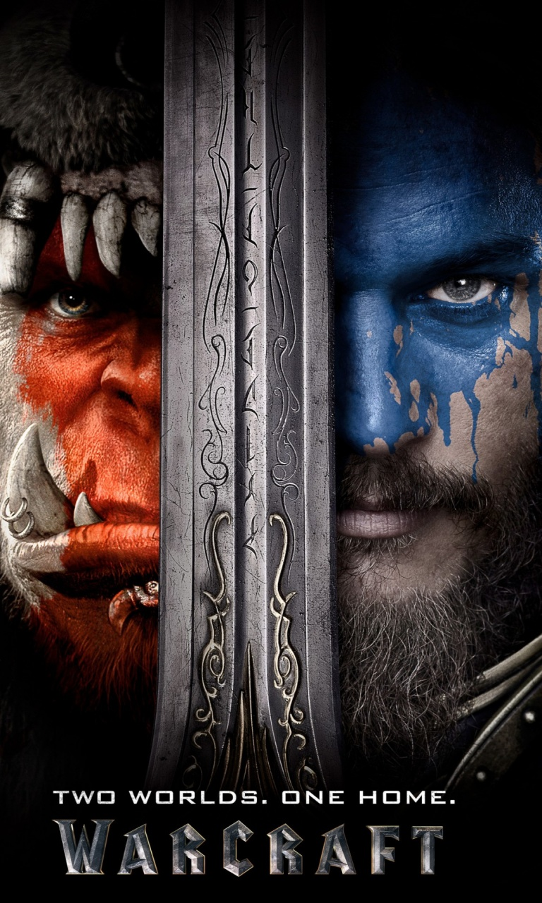 Warcraft Character Poster
