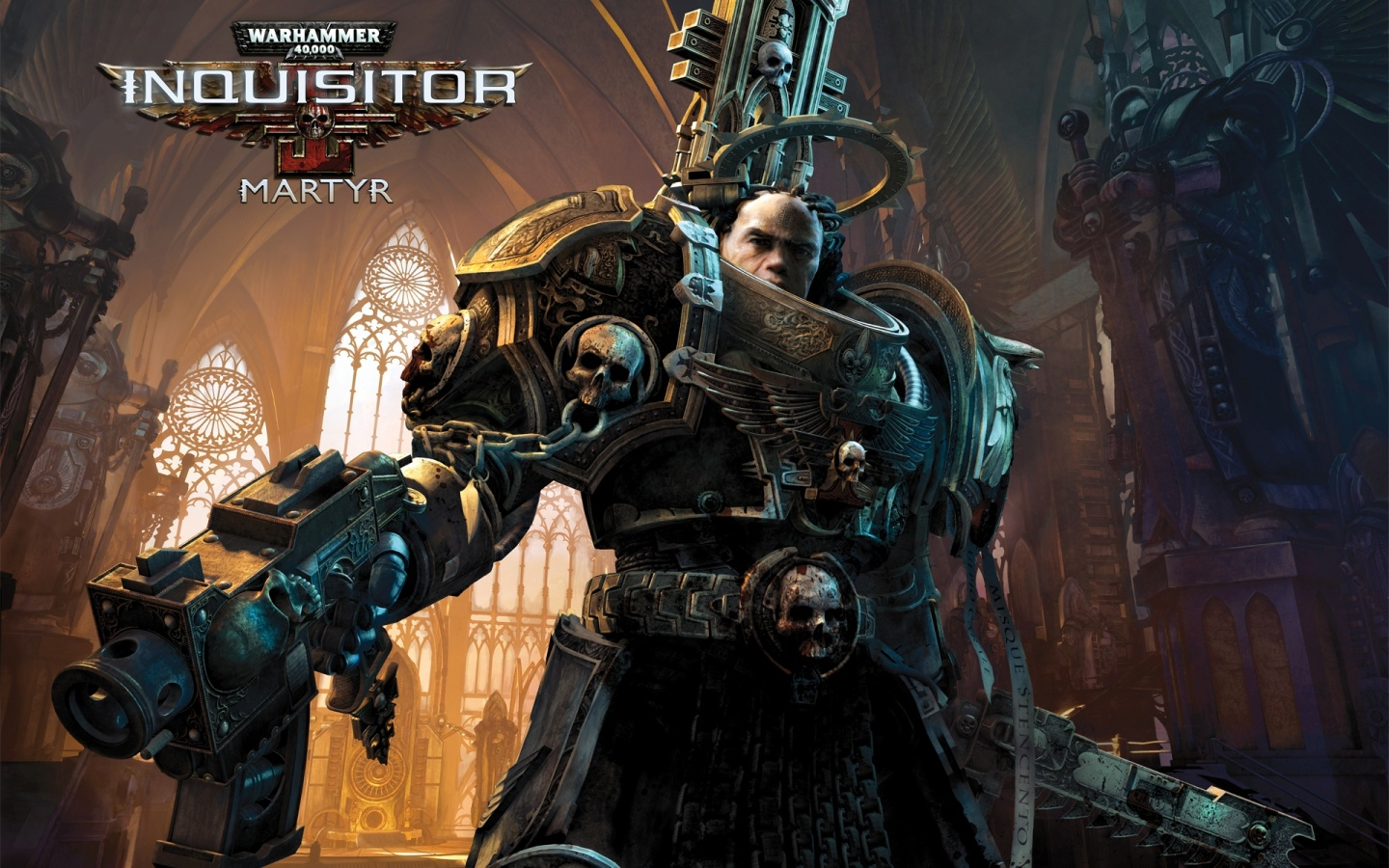 Warhammer 40000 Inquisitor Martyr Game
