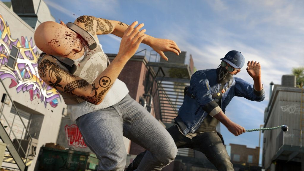 Watch Dogs 2 Thunderball