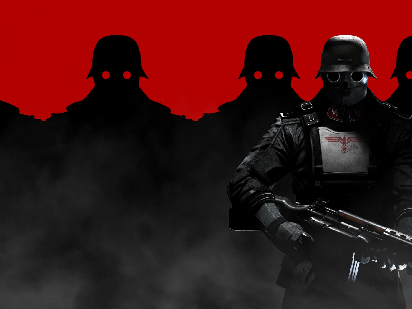 wolfenstein the new order game 2013 wallpapers 1400x1050
