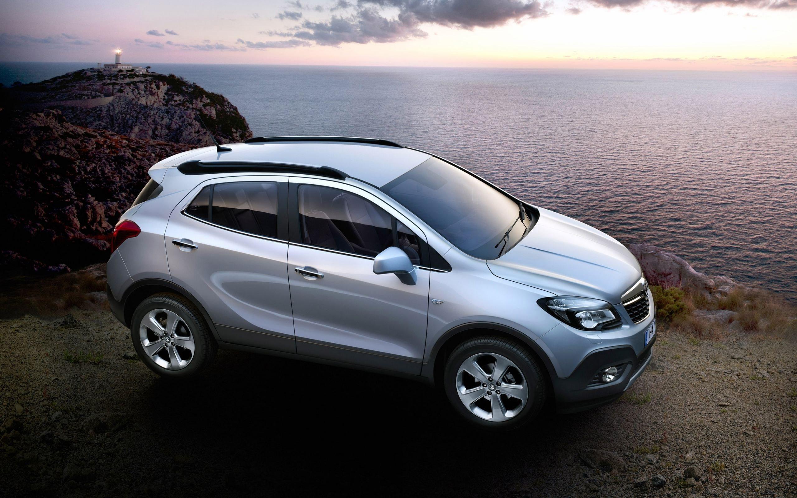 2013 Opel Mokka Wallpapers 2560x1600 578727
