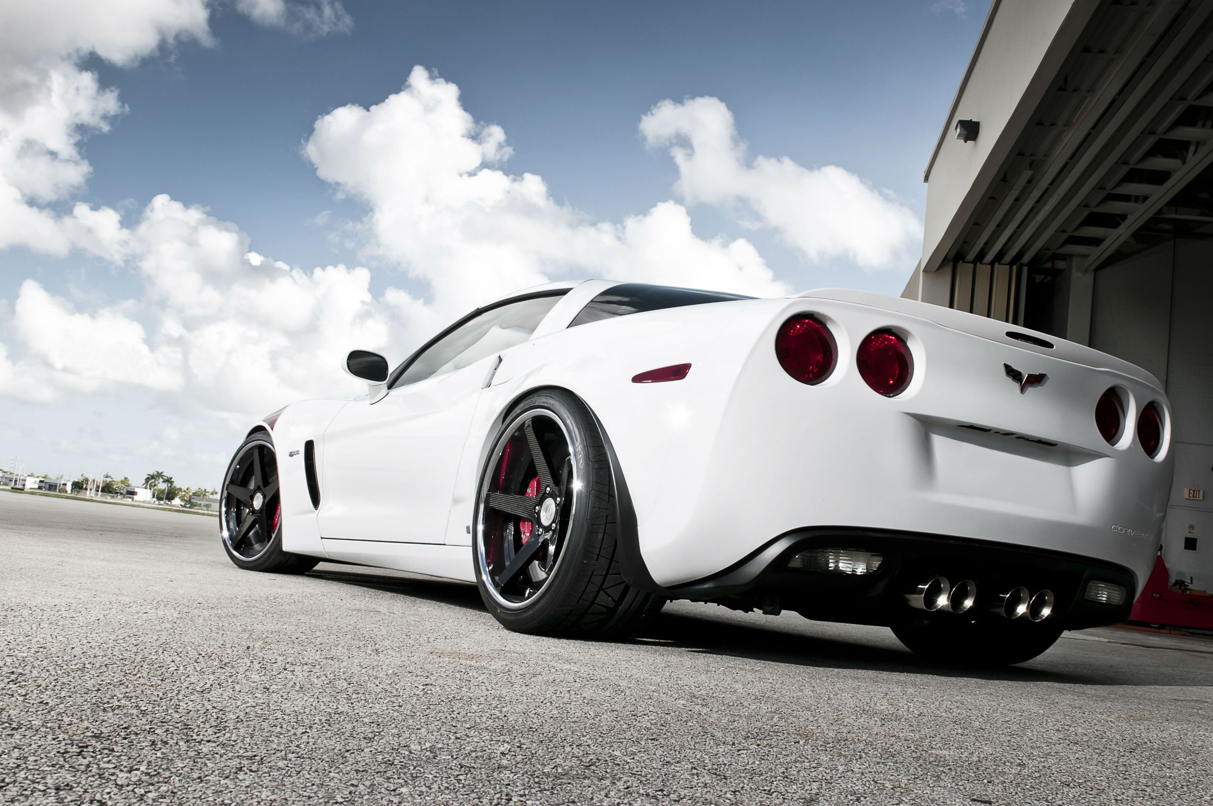 360 Forged Ron Fellows Corvette Z06 Wallpapers 2500x1661 567622