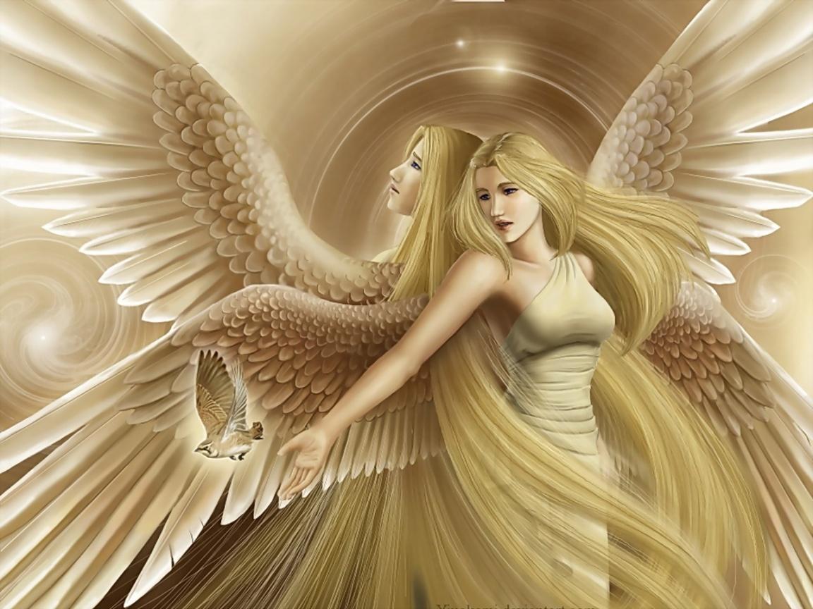 Angels Wallpapers For Desktop 3d: 3D Angel Wallpapers
