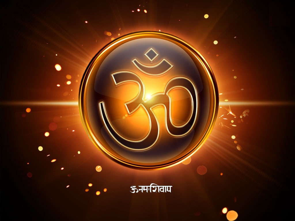 3d Light Om Symbol Wallpapers - Free HD Wallpaper Download