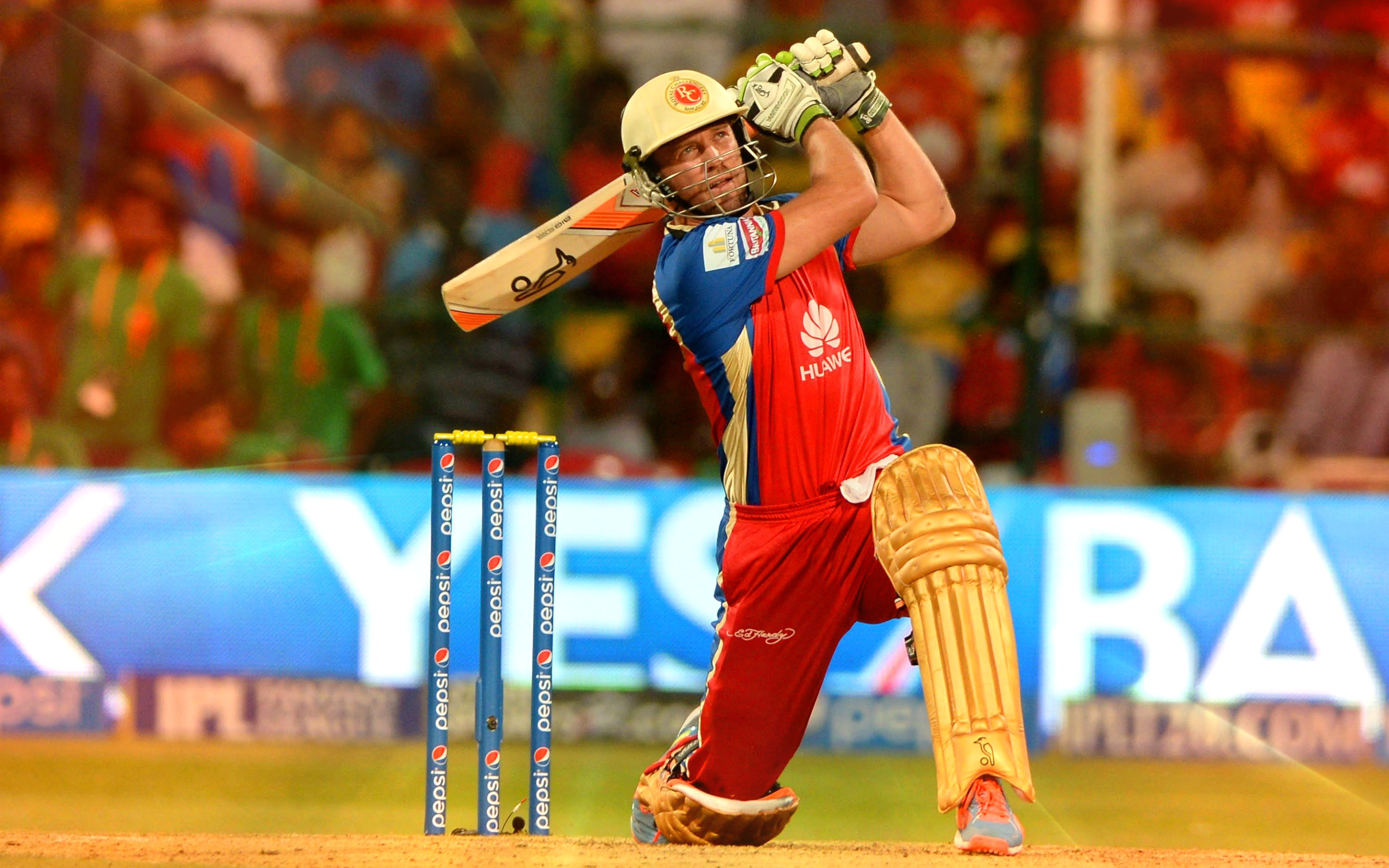 Wallpaper download cricket - Ab De Villiers