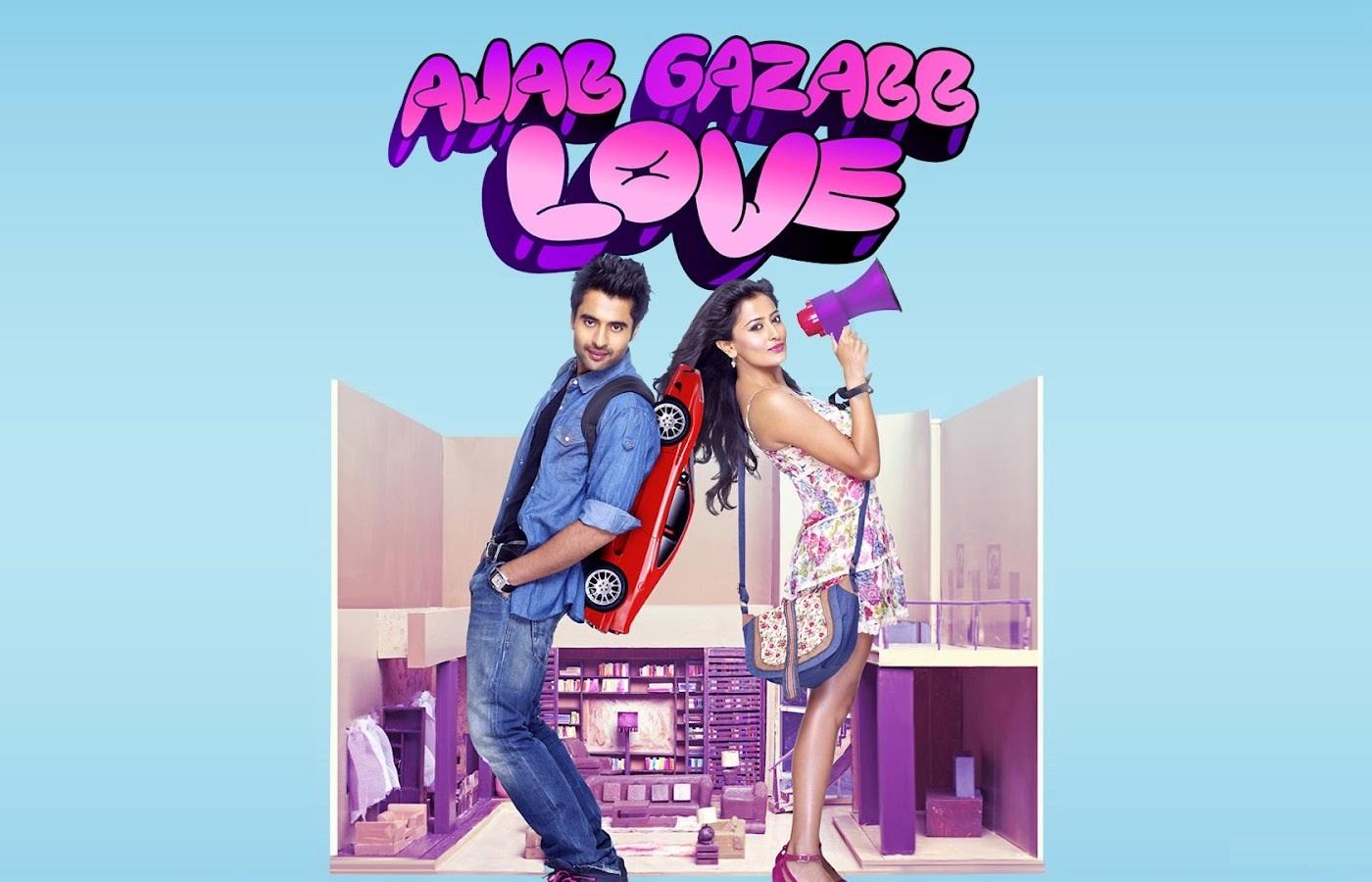 Ajab Gazabb Love Movie Cast Name