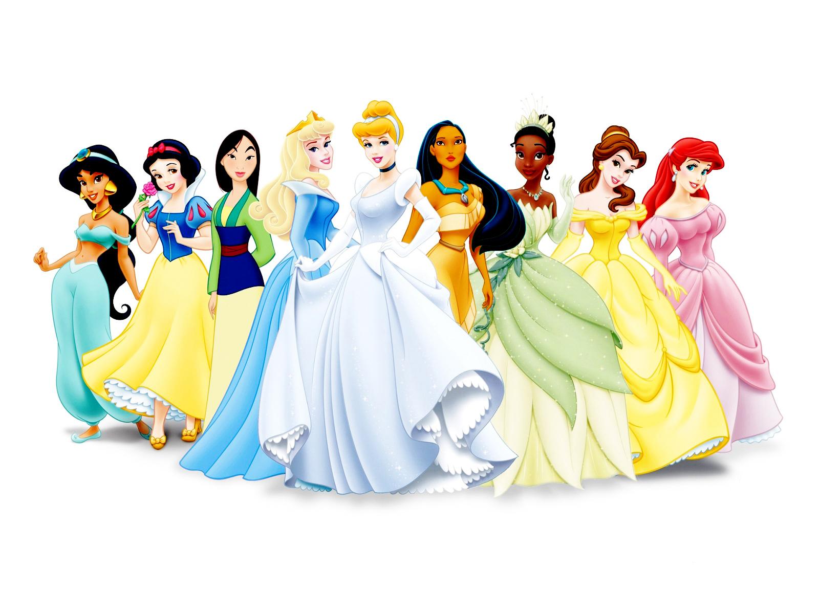 All Beauty Queen Cartoon Wallpapers