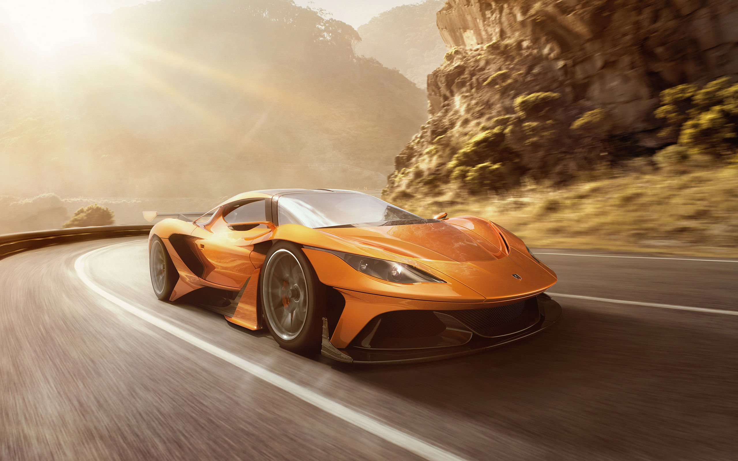 Apollo Arrow Concept Car 2016 Wallpapers - 2560x1600 - 637325
