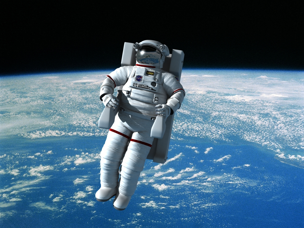 real astronauts in space - photo #31