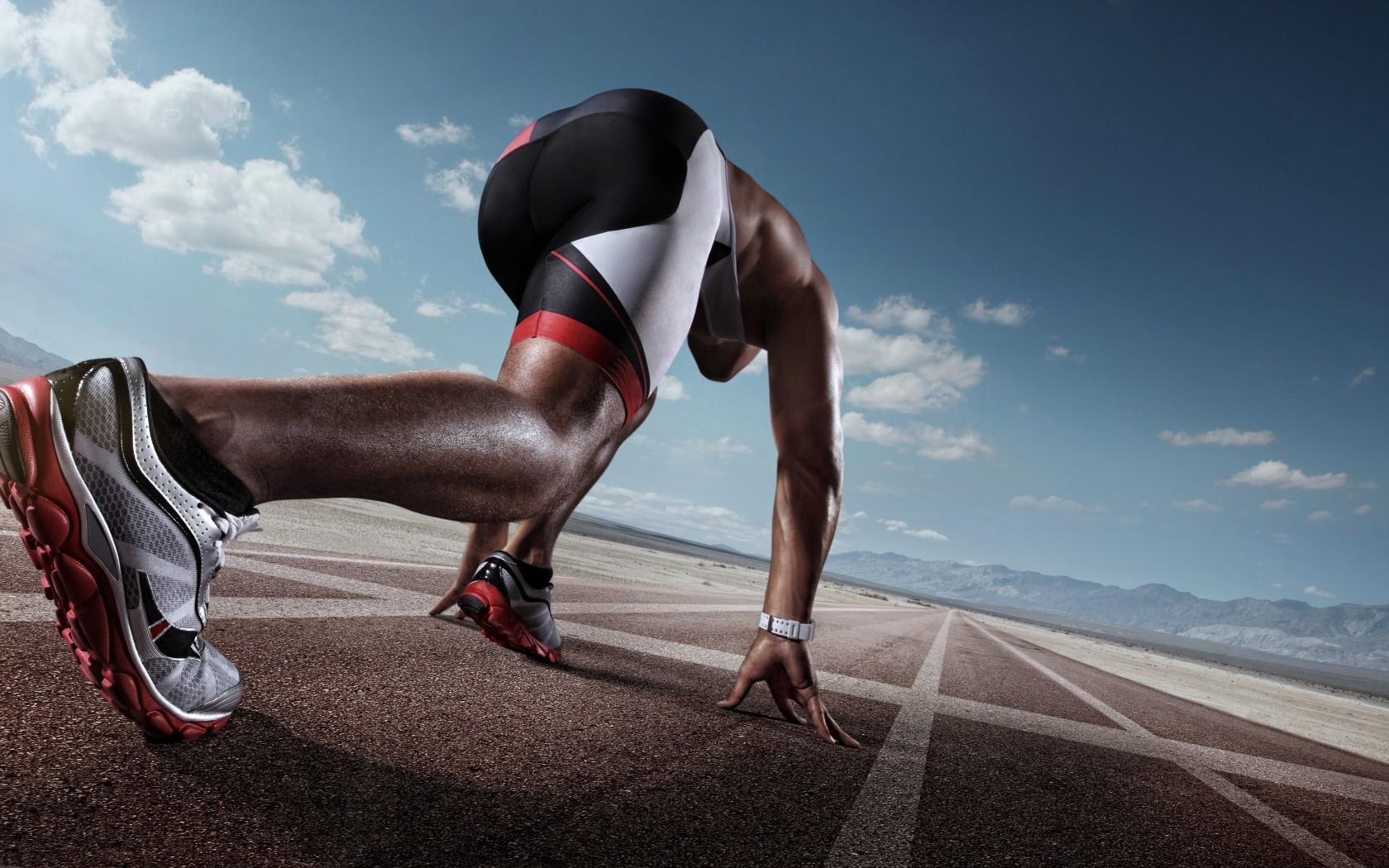 Athletics Running Track Wallpapers