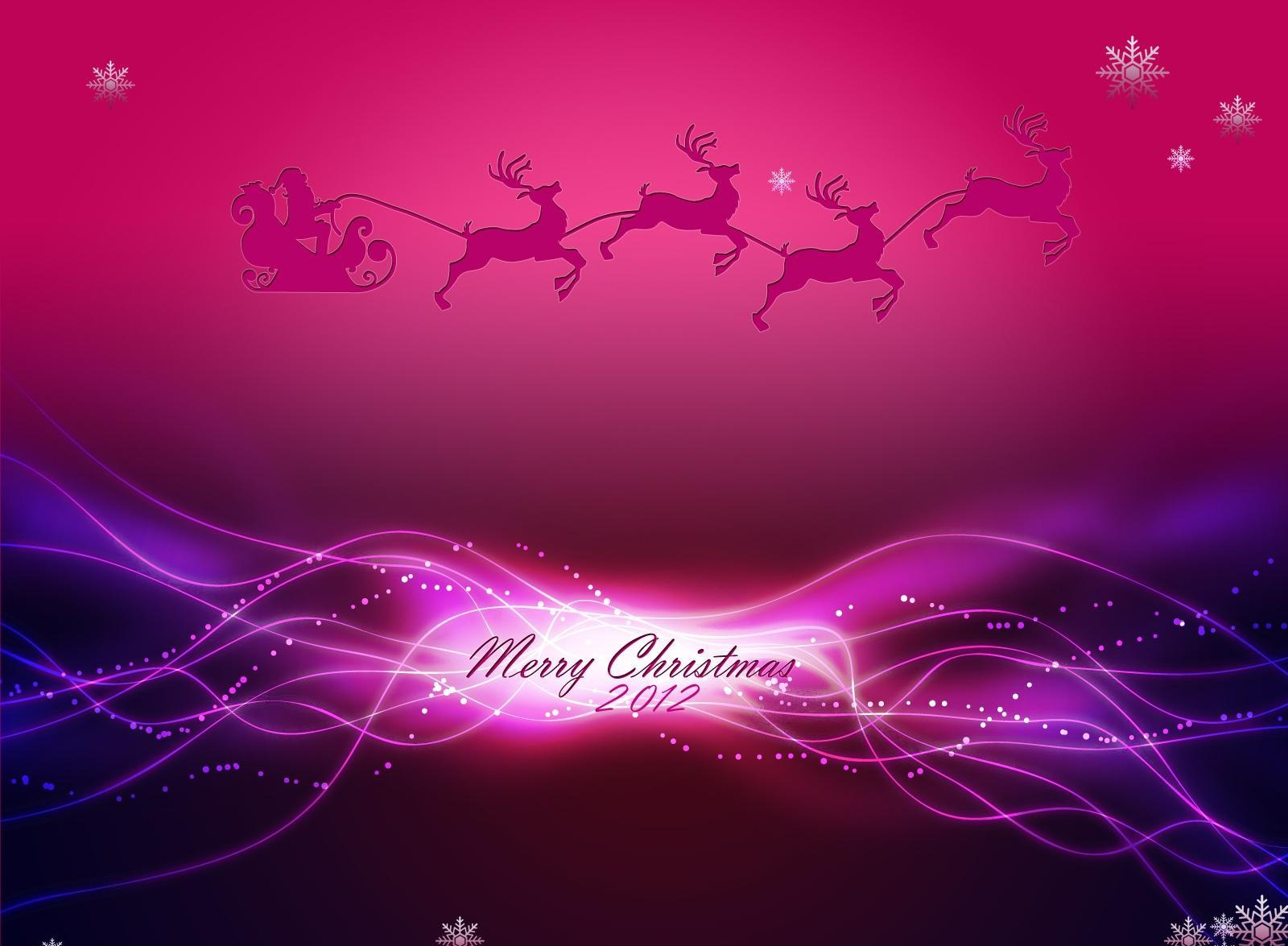 Beautiful Merry Christmas 2012 Wallpapers - 1600x1175 - 129617