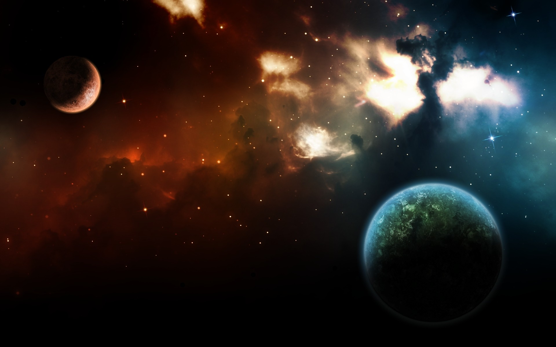 Beautiful outer space wallpapers 1920x1200 188064 for Outer outer space