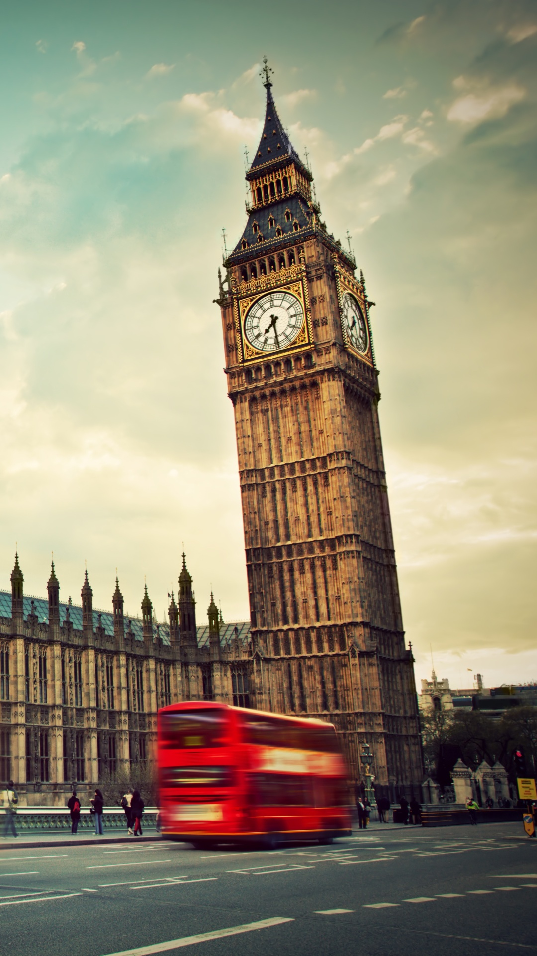 Big Ben Westminster Abbey Wallpapers 1080x1920 542155