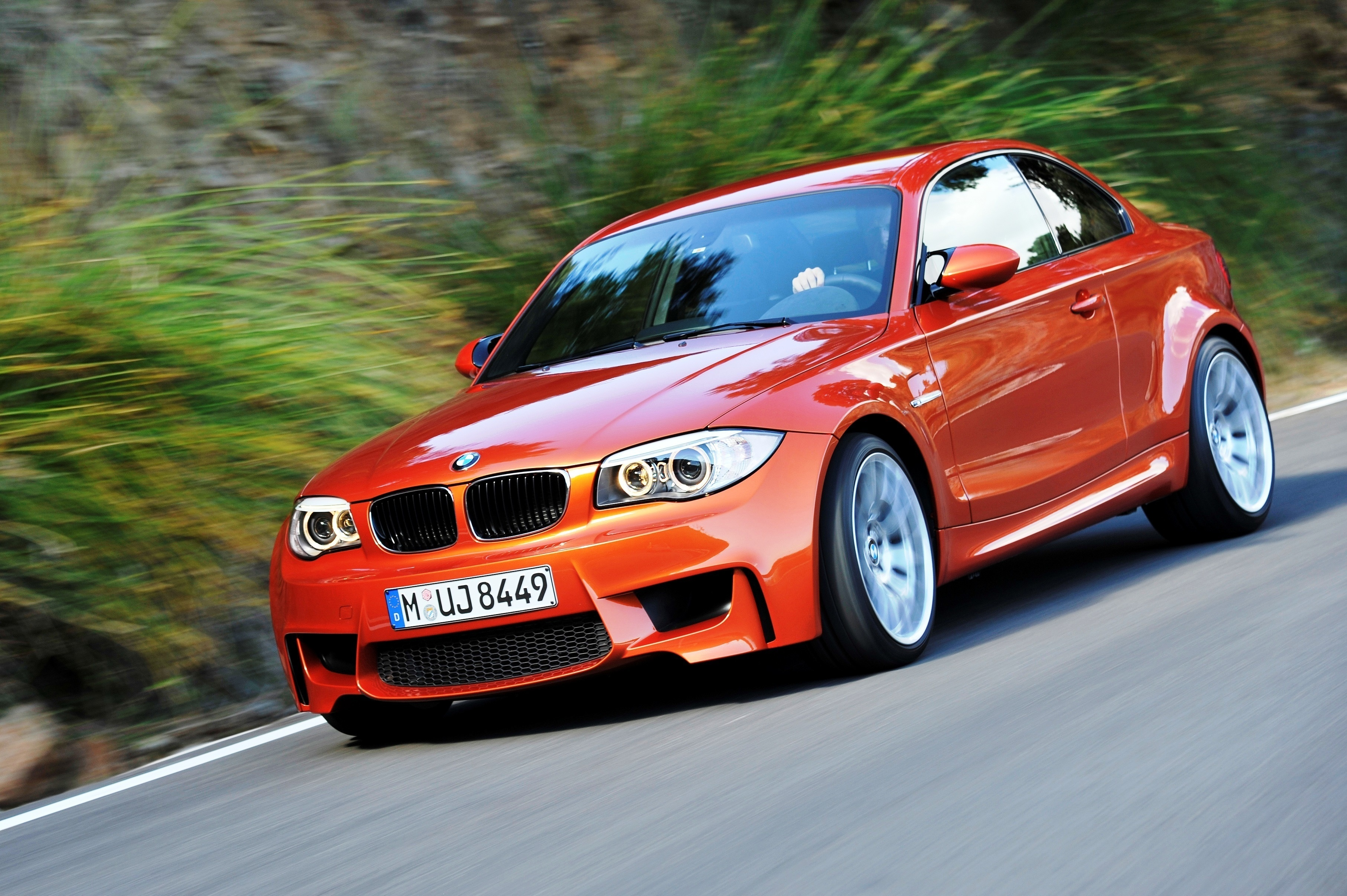 Bmw 1m Coupe 2011 Wallpapers
