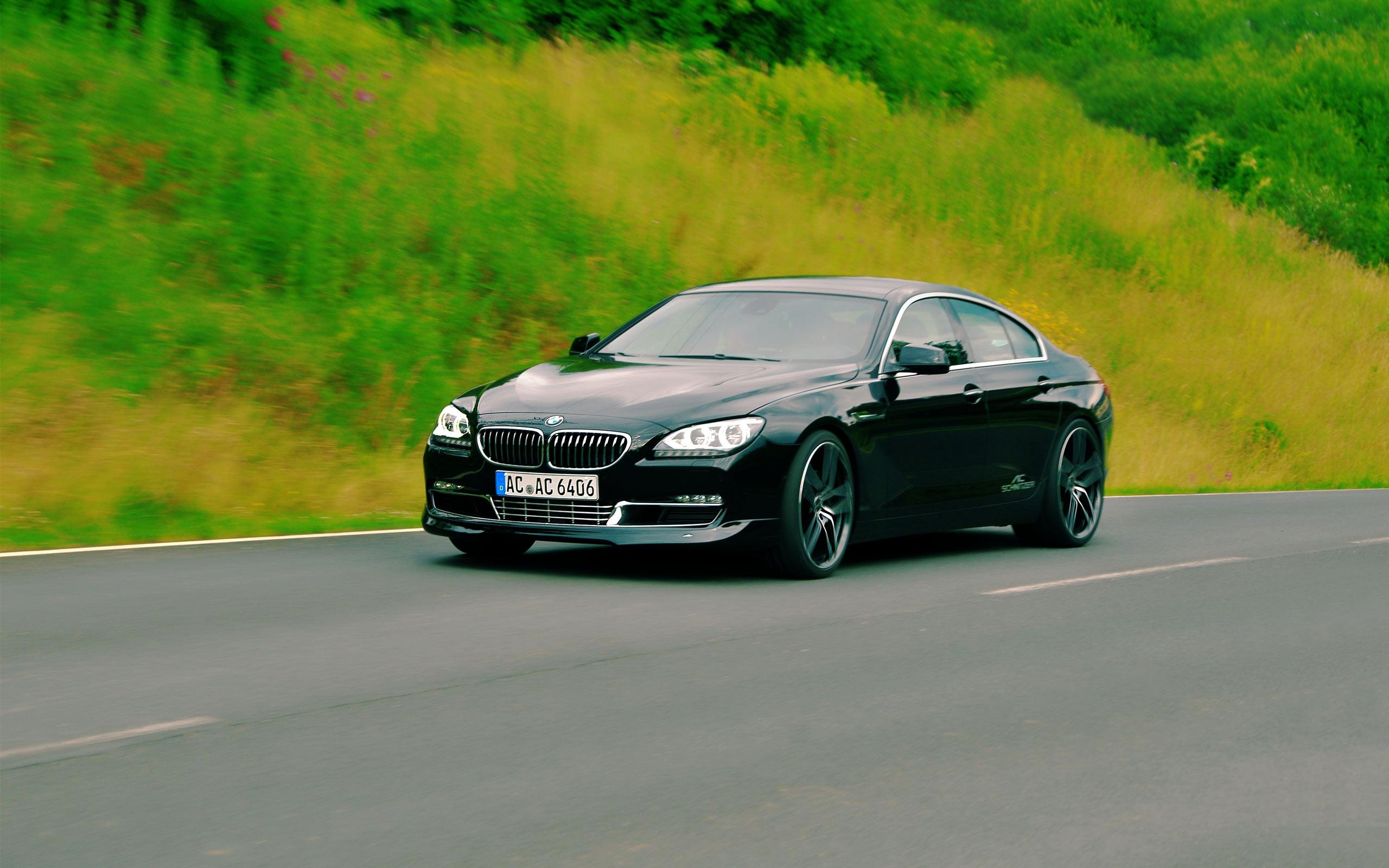 BMW 640D Gran Coupe Wallpapers  2560x1600  335670
