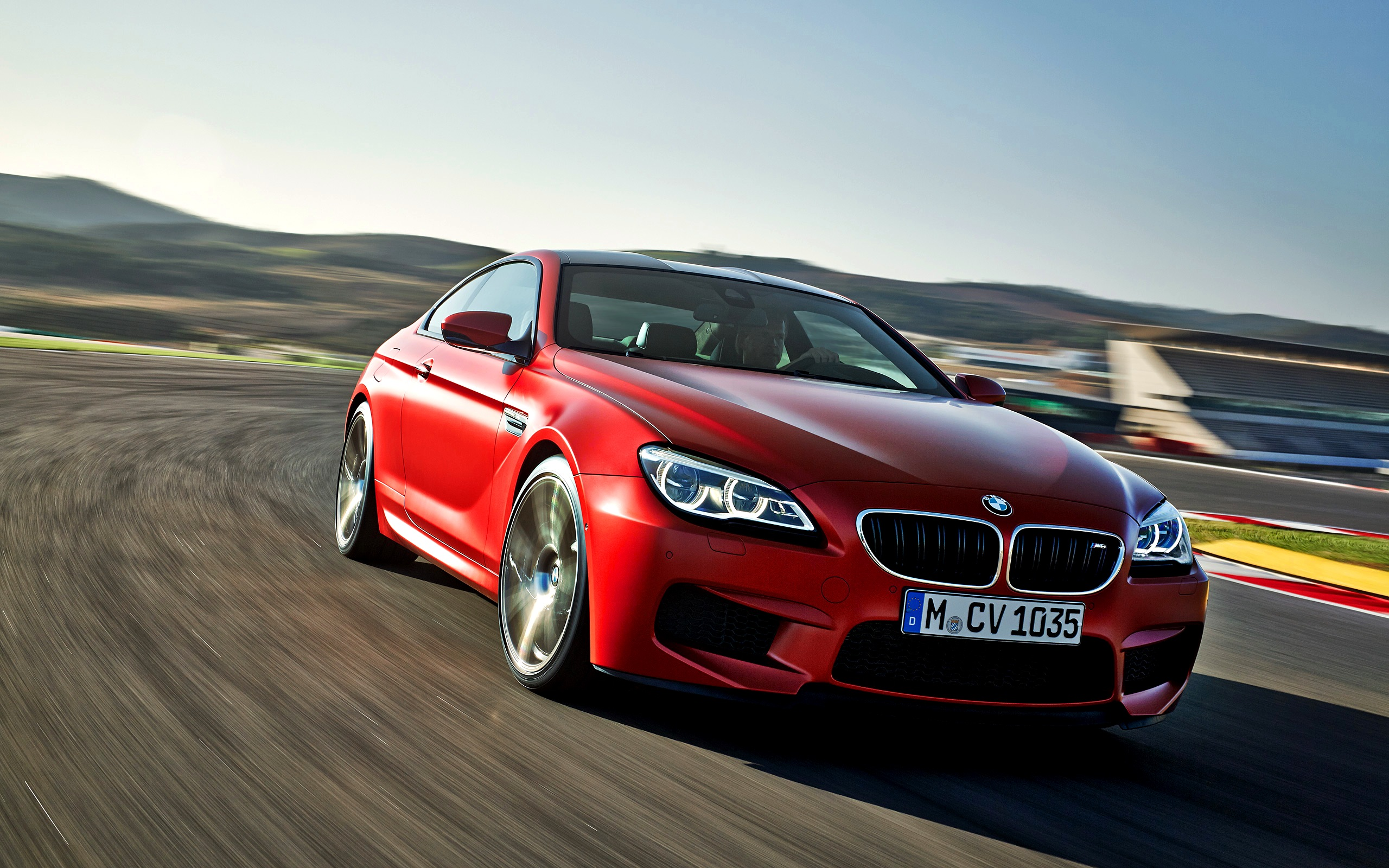 BMW M6 Coupe 2015  2560 x 1600  Download  Close
