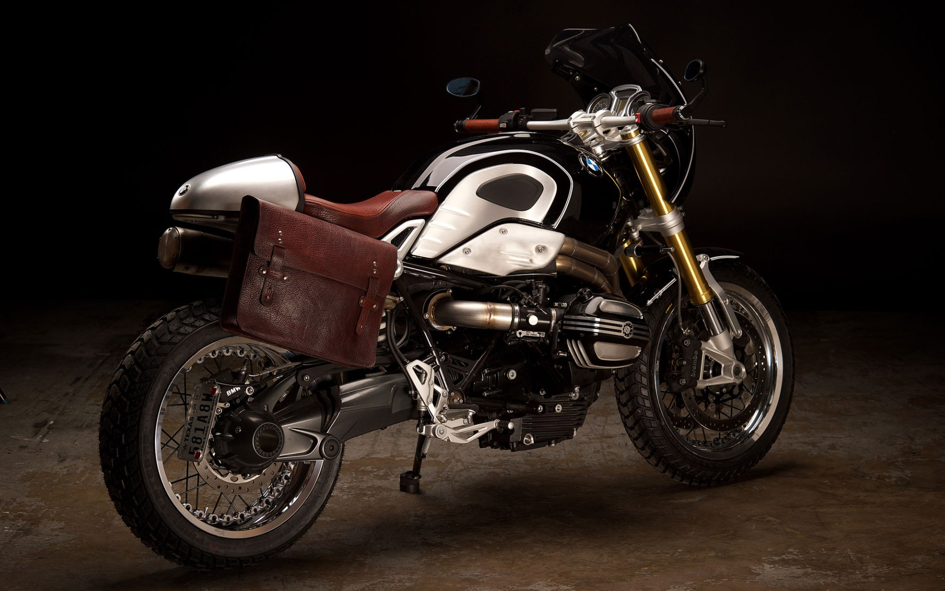 BMW R NineT Wallpapers