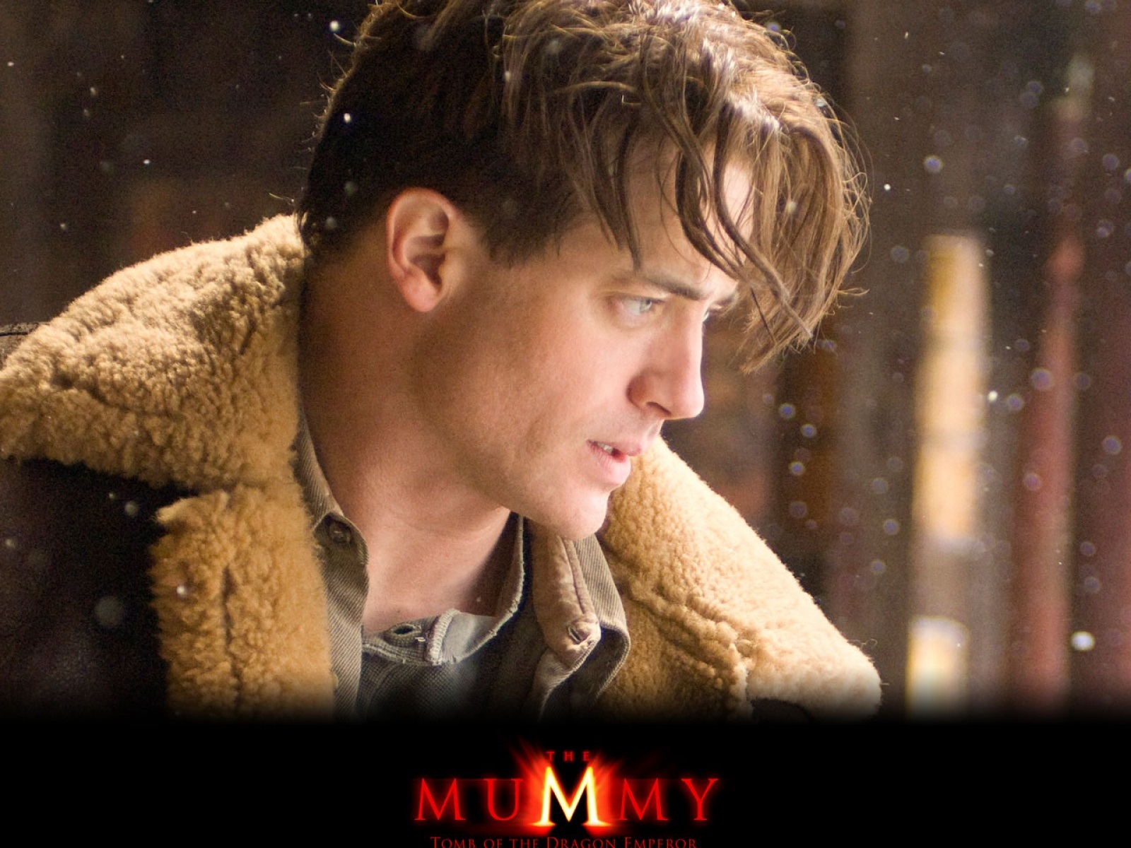 Young Brendan Fraser The Mummy Brendan Fraser In The ...