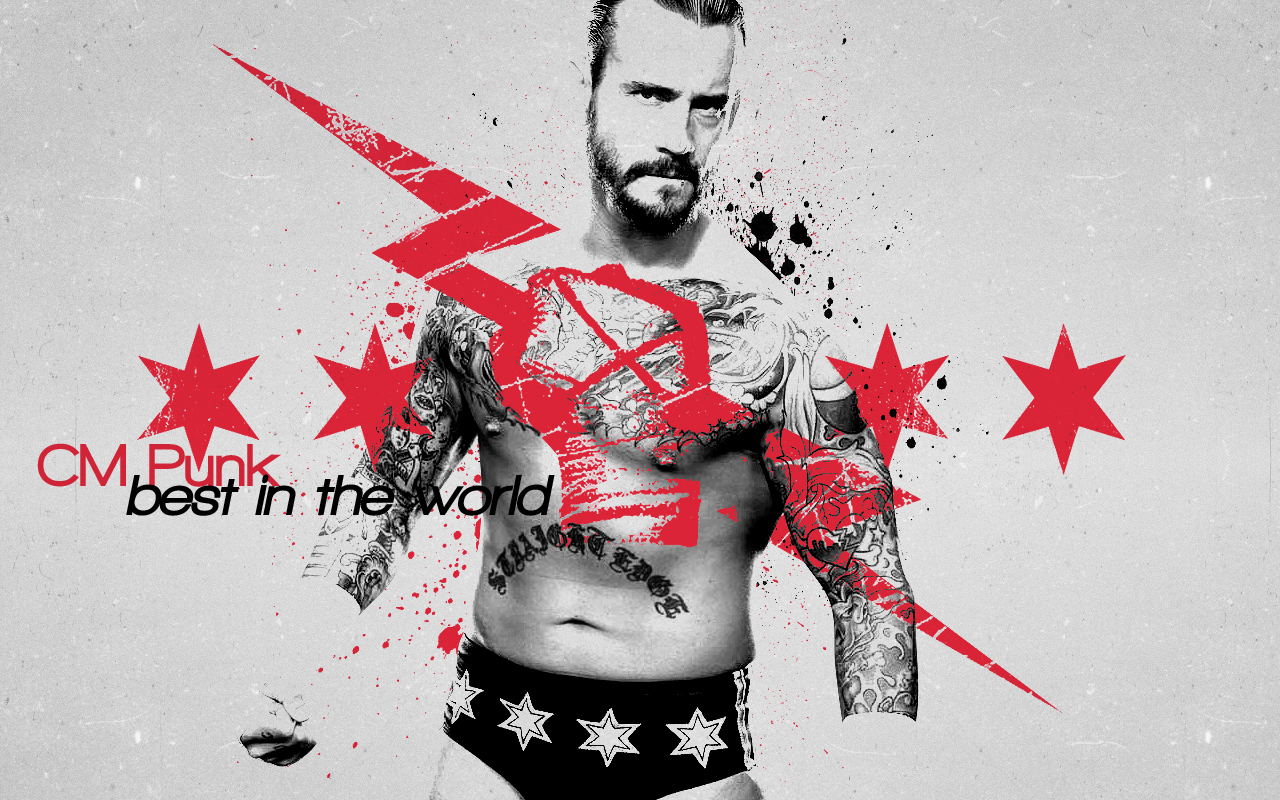 Cm Punk Best In The World Wallpapers 1280x800 908395