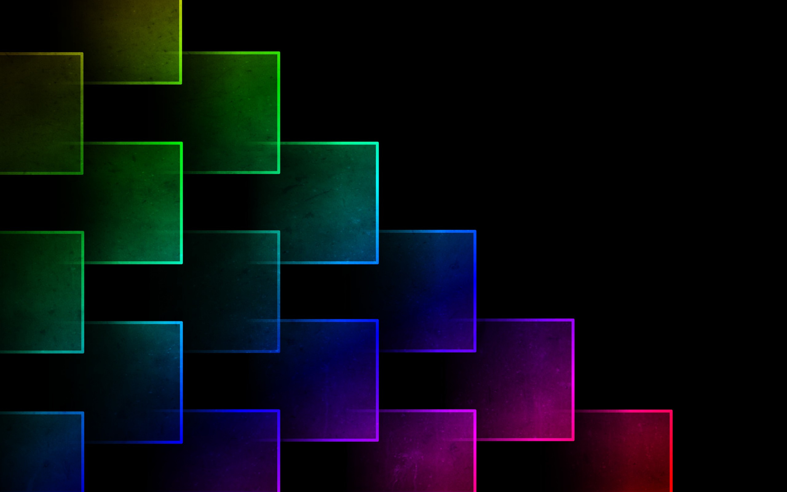 Background image color - Color Cubes Background