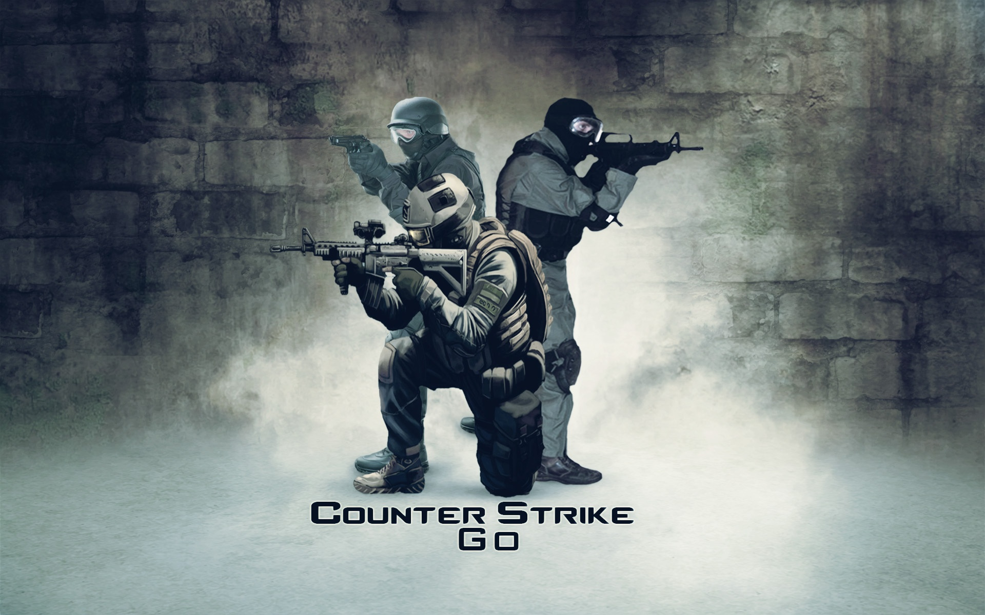 Counter Strike Global Offensive Counter Terrorist Wallpapers