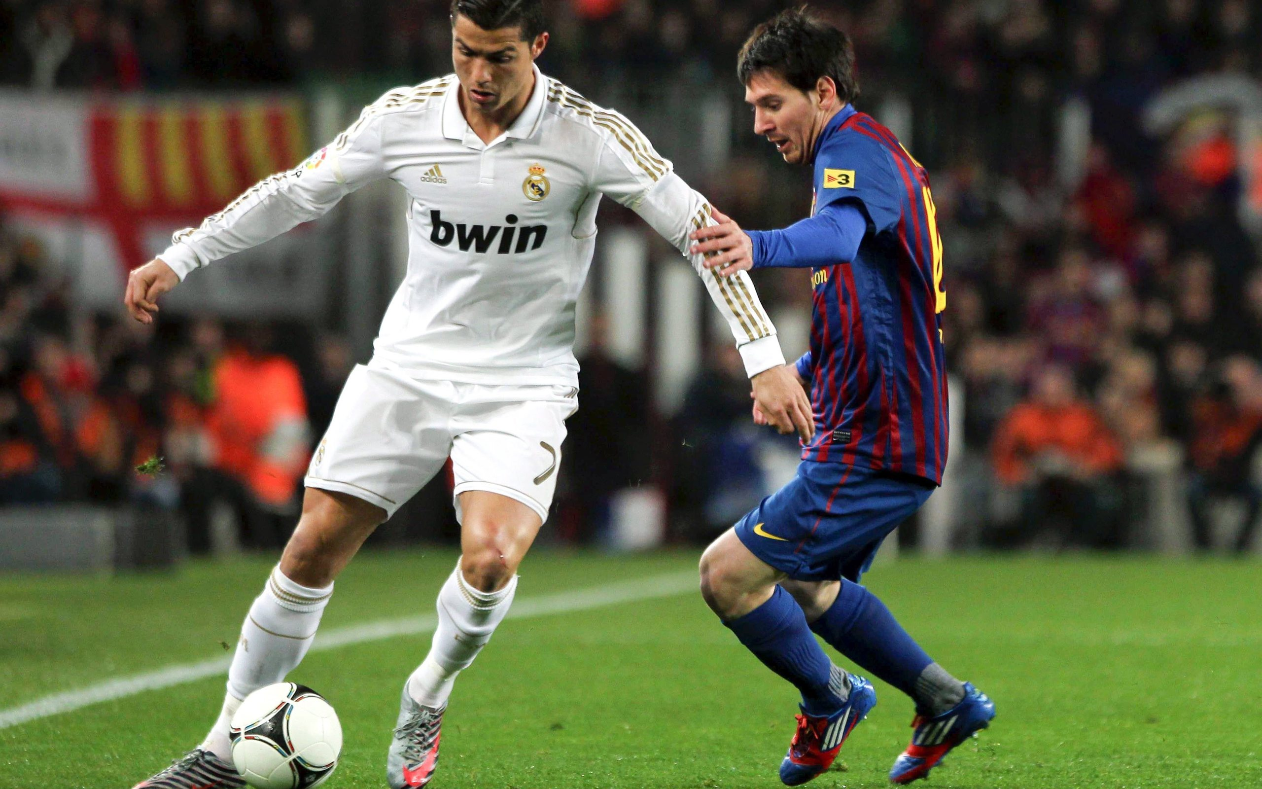 Lionel Messi Vs C Ronaldo  Goals Skills    You Can See Who Is More