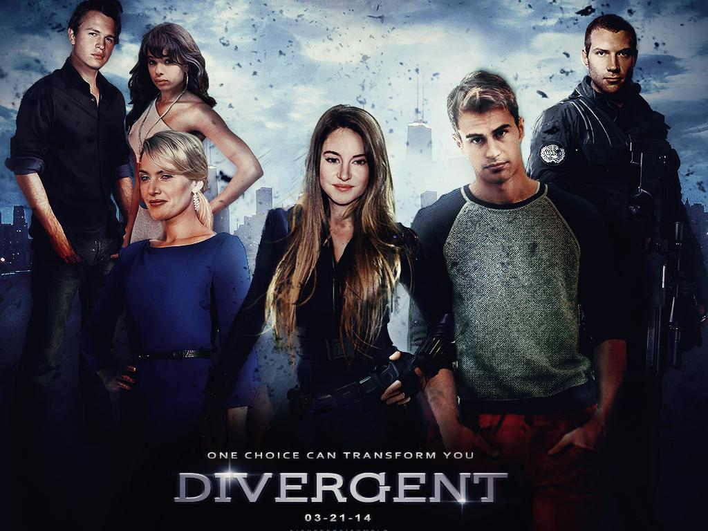 Watch Divergent Online 2014