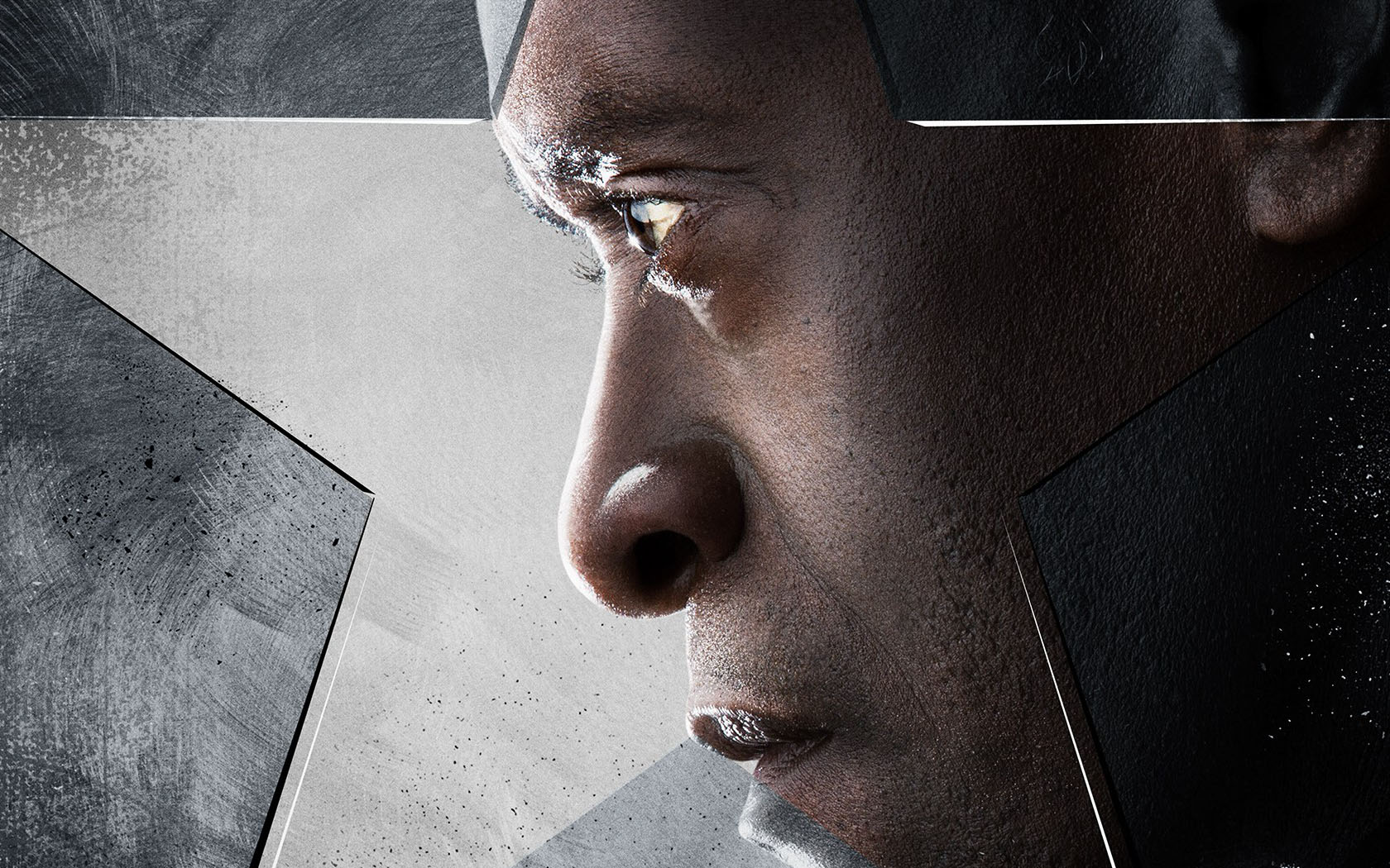 Don Cheadle As Rhodey Captain America Civil War