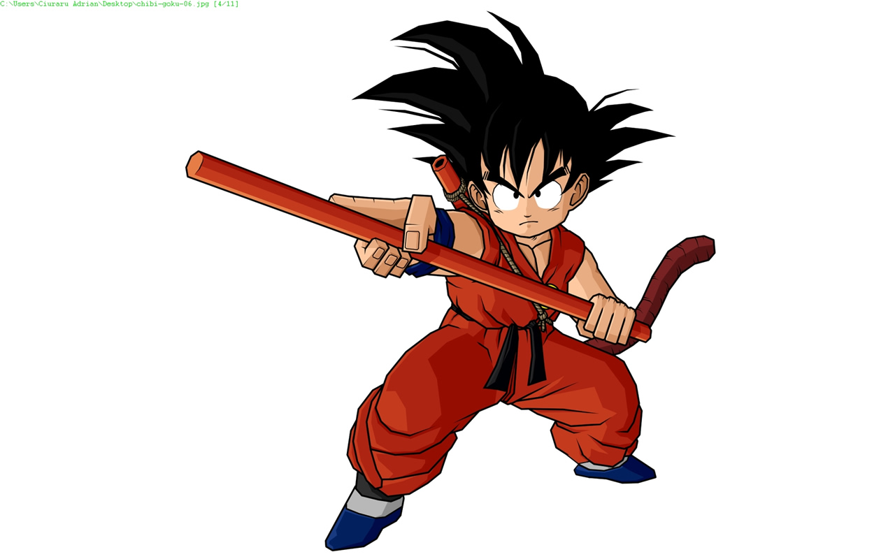 Dragon Ball Goku Wallpapers 1280x800 139101