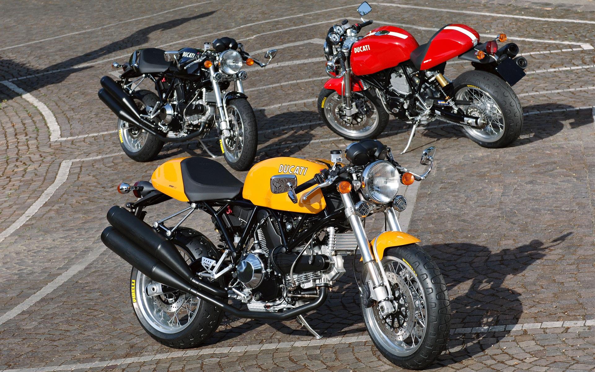 Ducati Sport 1000 Classic Wallpapers - 1920x1200 - 913918