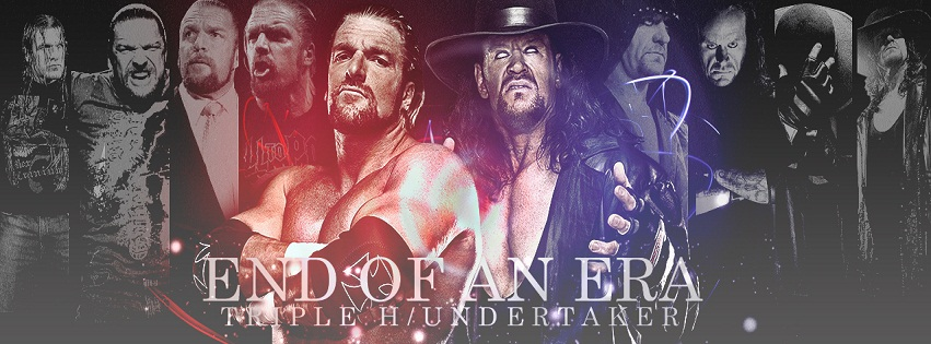 End Of An Era Triple H Undertaker