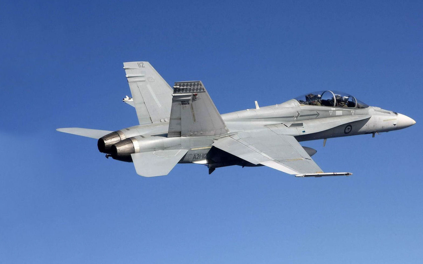 fa 18 super hornet fighter bomber wallpapers - 1680x1050 - 114902