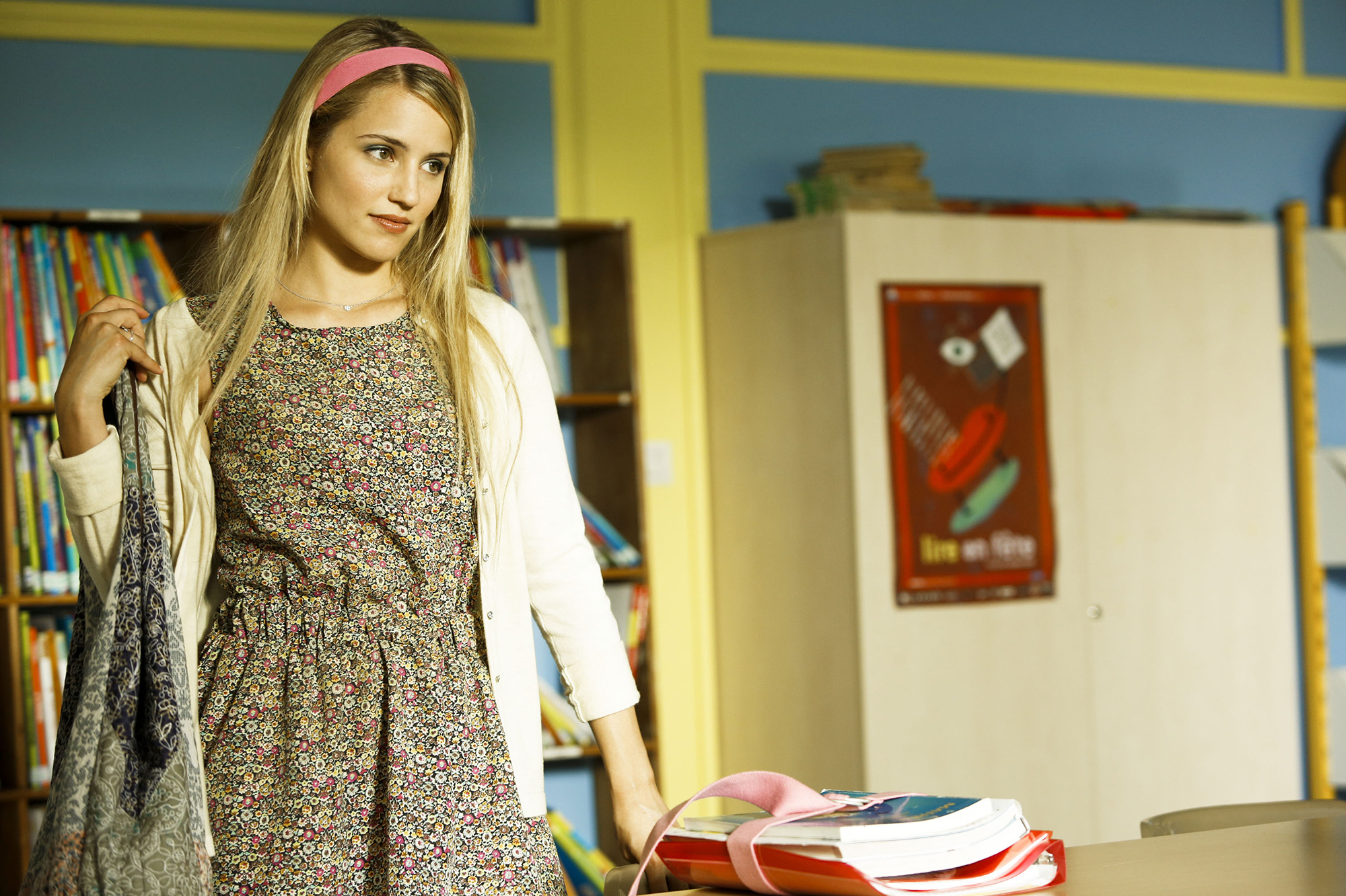 Family Dianna Agron wallpapers