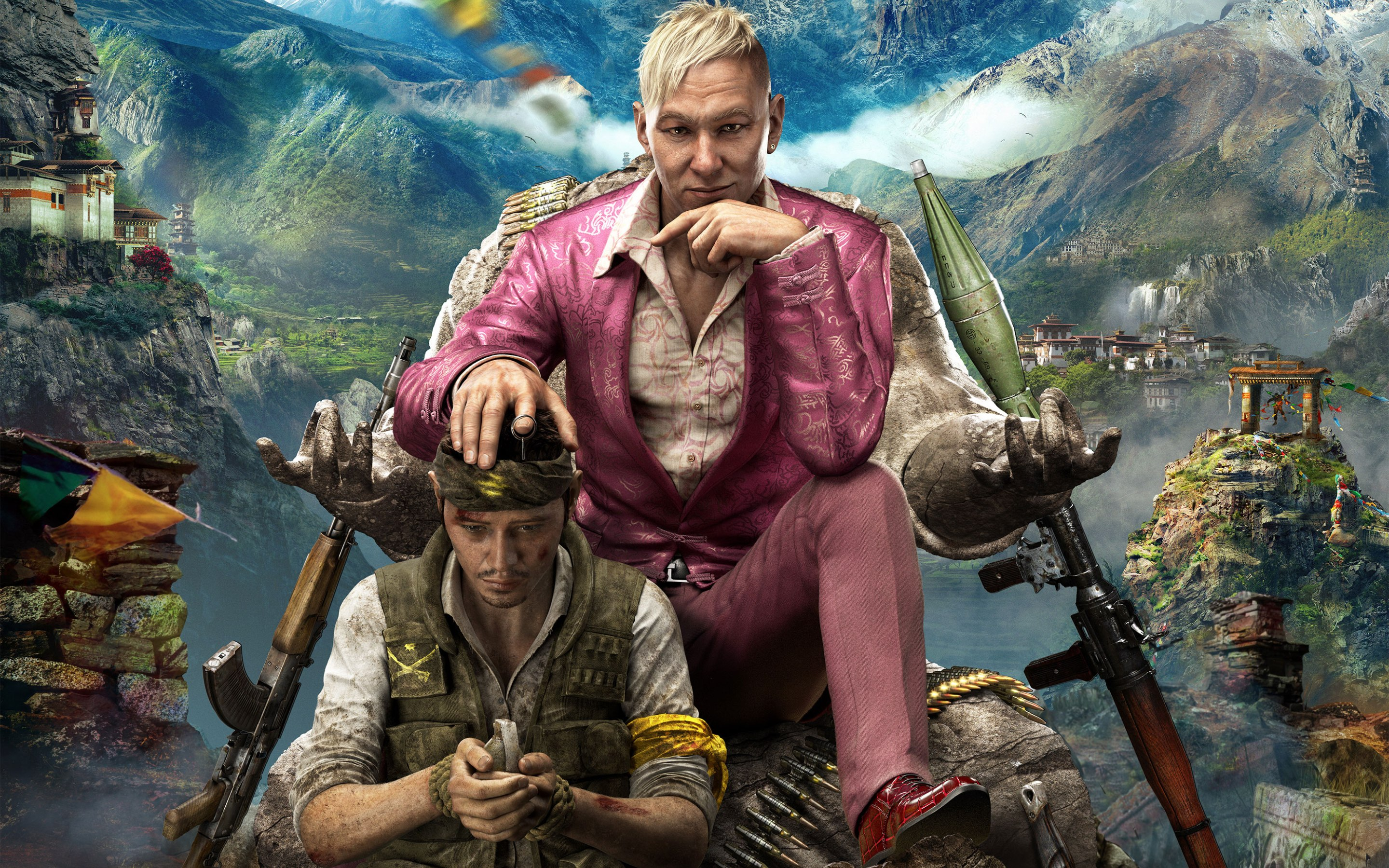 Far Cry 4 2014 Wallpapers 2880x1800 1555951