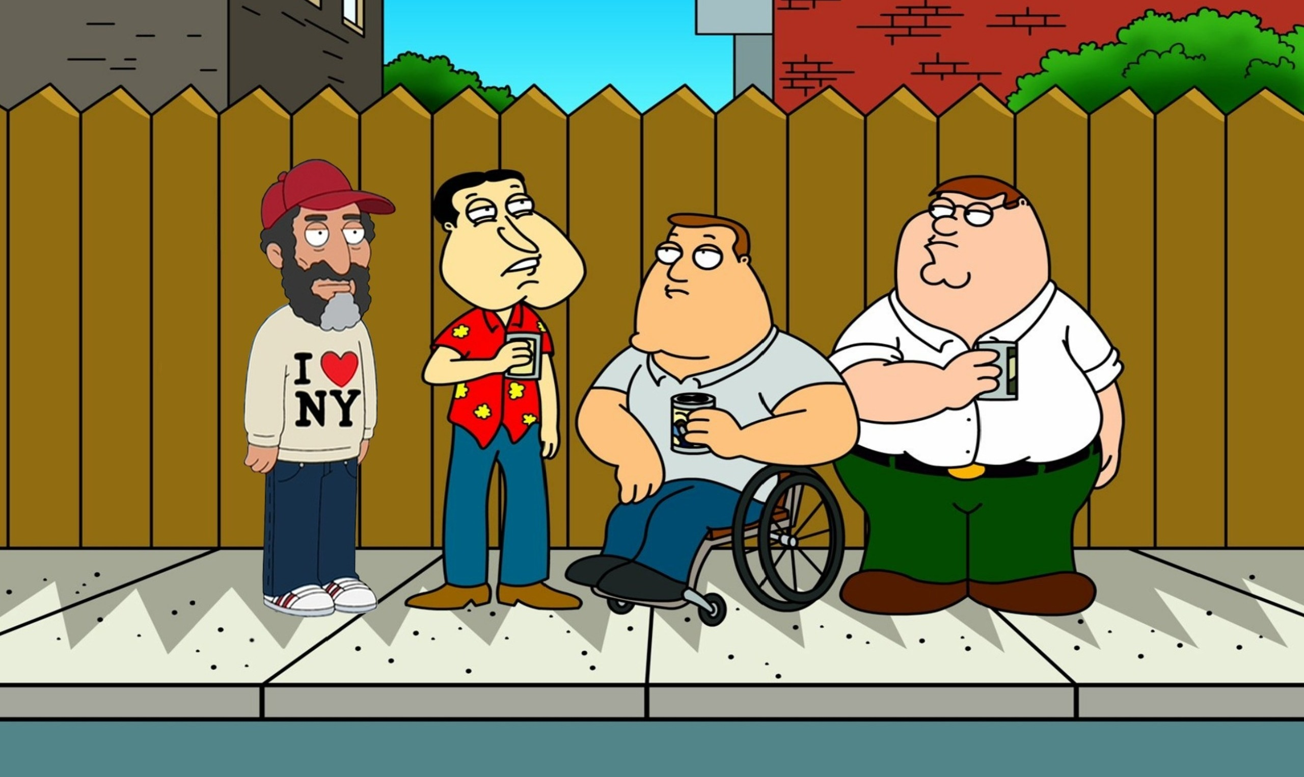 Funny Family Guy Wallpapers