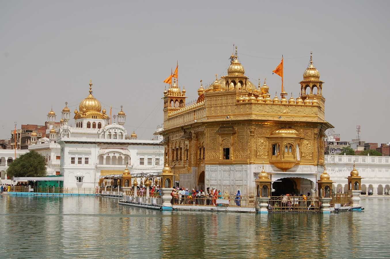 golden temple in amritsar wallpapers