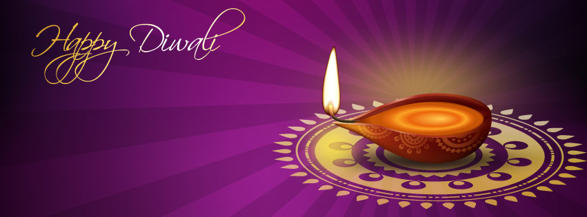 High Definition Diwali Wallpapers A Unique Wish: 851x315 Facebook Cover