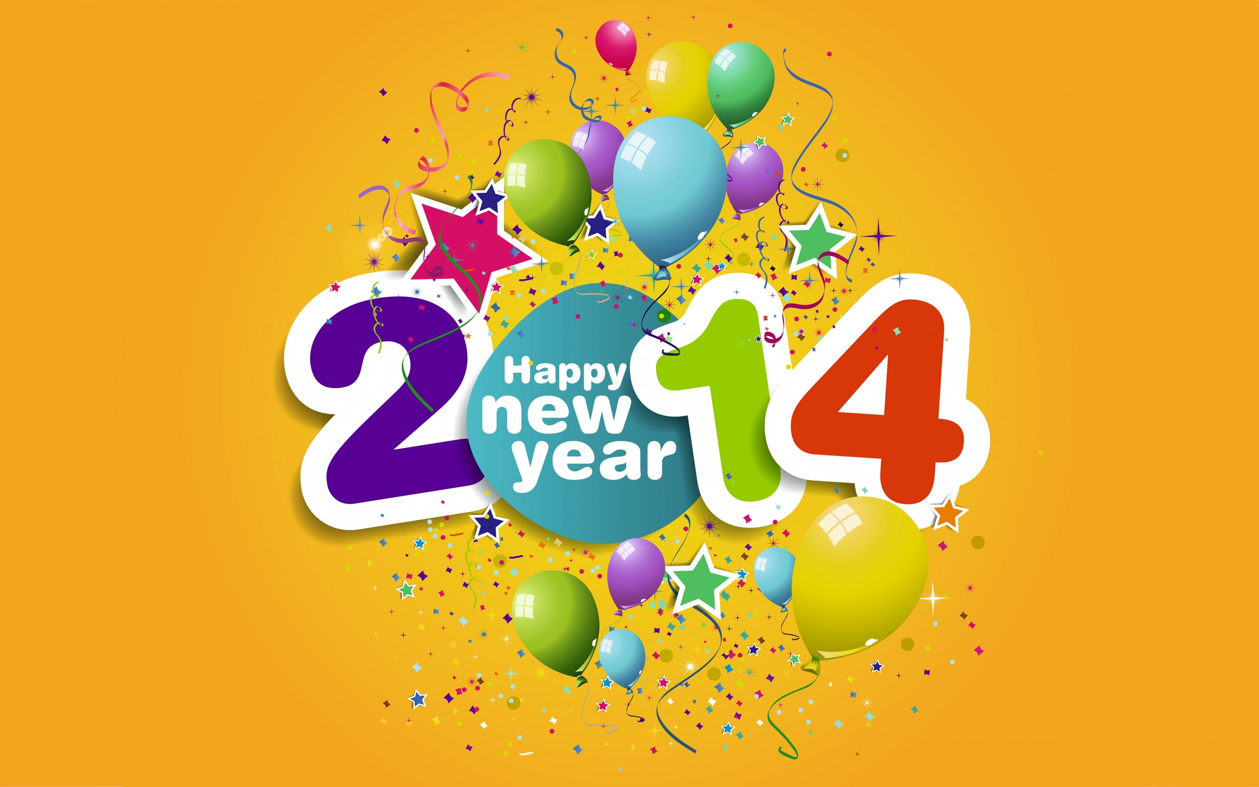 happy new year 2014 wallpapers 2560x1600 373243
