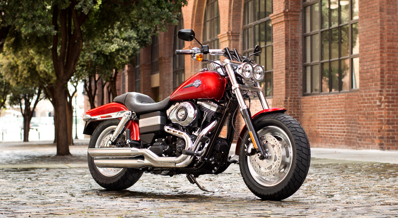Harley Davidson FXDF Dyna Fat Bob 2013 Click To View